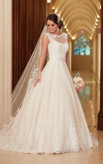 Une vraie robe de princesse !