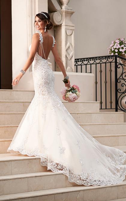 Robes De Mariée Stella York Printemps 2016 Mlle Escarpins
