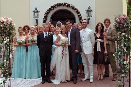 David et Lisa finissent par se marier, ouf !